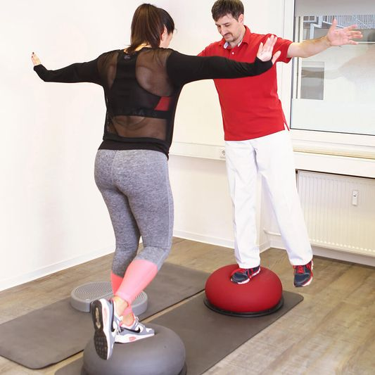Physiotherapie Ballon